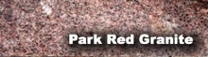 Park Red Granite