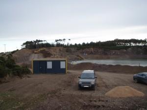 Castlecraig Quarry - website